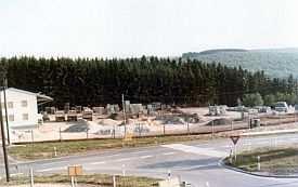 Lager in den 1960er Jahren