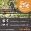 Fiskars Frühlings-Shopping
